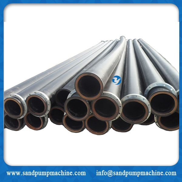 sand discharge pipe