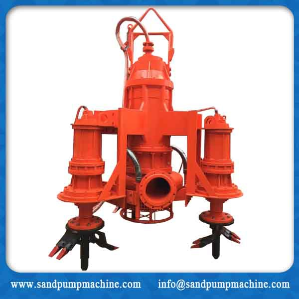 ZJQB submersible slurry pump