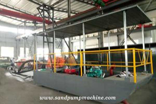 dredging equipment of Ocean Pump
