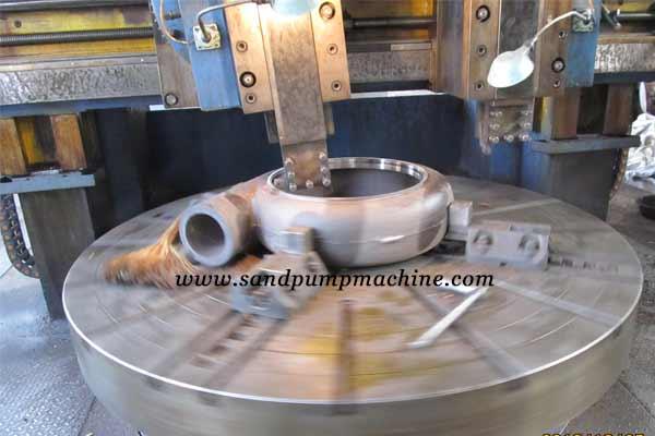 dredging sand pump machining of Ocean Pump