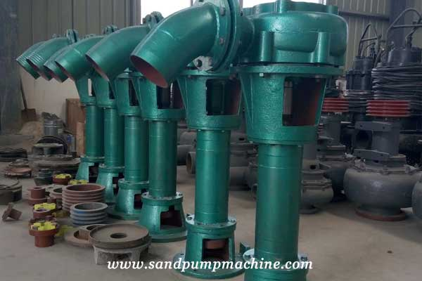 heavy duty slurry pump of Ocean Pump
