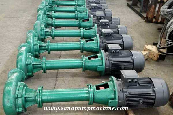 portable sand pump of Ocean Pump