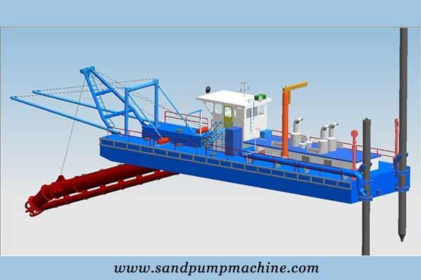 sand pump dredger design of ocean pump