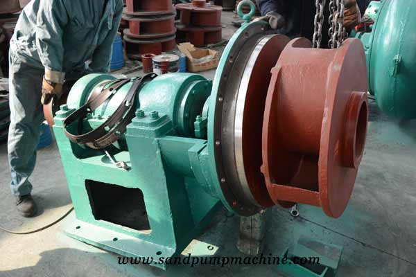 sand pumps assembly of Ocean pump