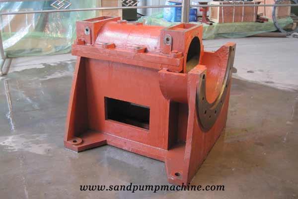 sand suction dredger parts of ocean pump