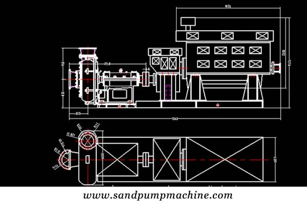 slurry pump design of ocean pump