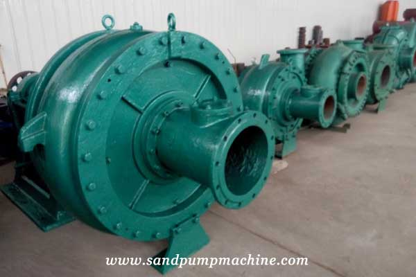 submersible slurry pump of Ocean Pump
