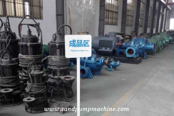 suction dredge pump of Ocean Pump