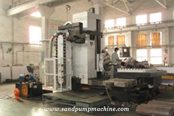 vertical sand pump of Ocean Pump