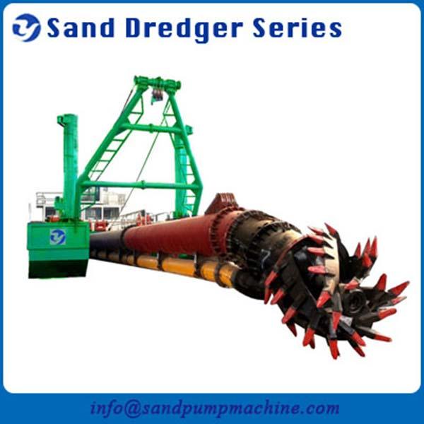 high performance sand dredger price