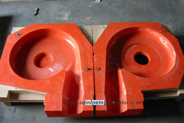 casting mold of sand pumps
