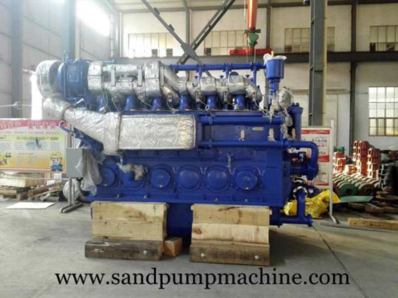 Diesel Engine for Marine Sand Suction Pump