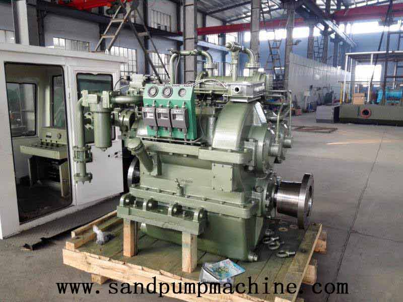 Hydraulic Gear Box for Marine Sadn Pump
