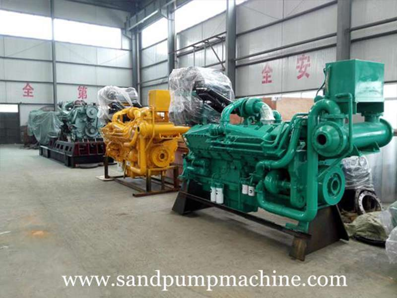 Significance and Effect of the Torque of Dredger Pump Set