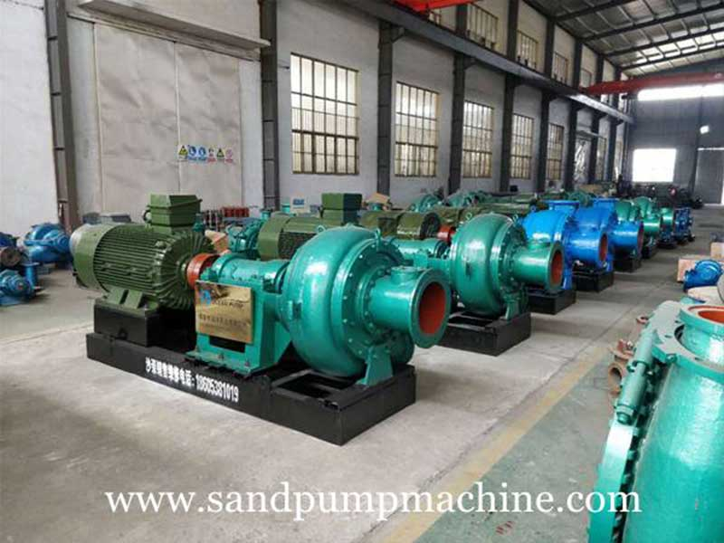 Significance and Effect of the Torque of Sand Suction Pump Set