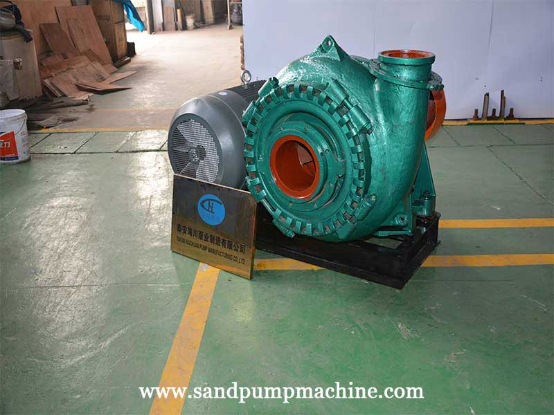 Why Do Centrifugal Sand Pump Can't Suck Sand and How to Deal with The Problem