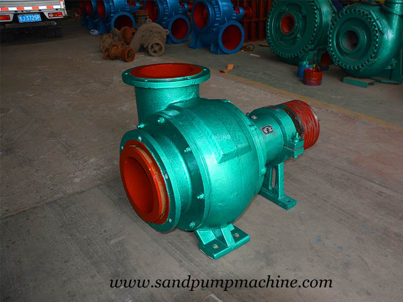 Centrifugal Portable Sand Pump Sent to South Africa for Sand Dredging