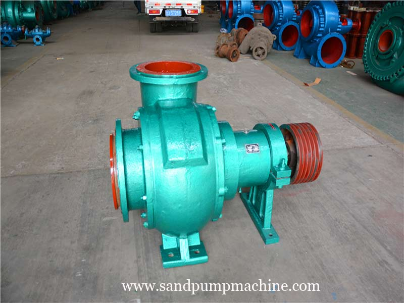 Dredge Pump Sent to Nanyang for Reservoir Sand Pumping