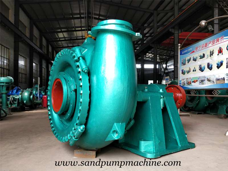 Material Differences of Centrifugal Slurry Pump