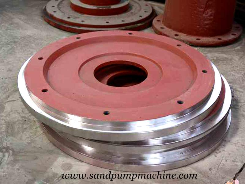 Material Differences of Gravel Pump