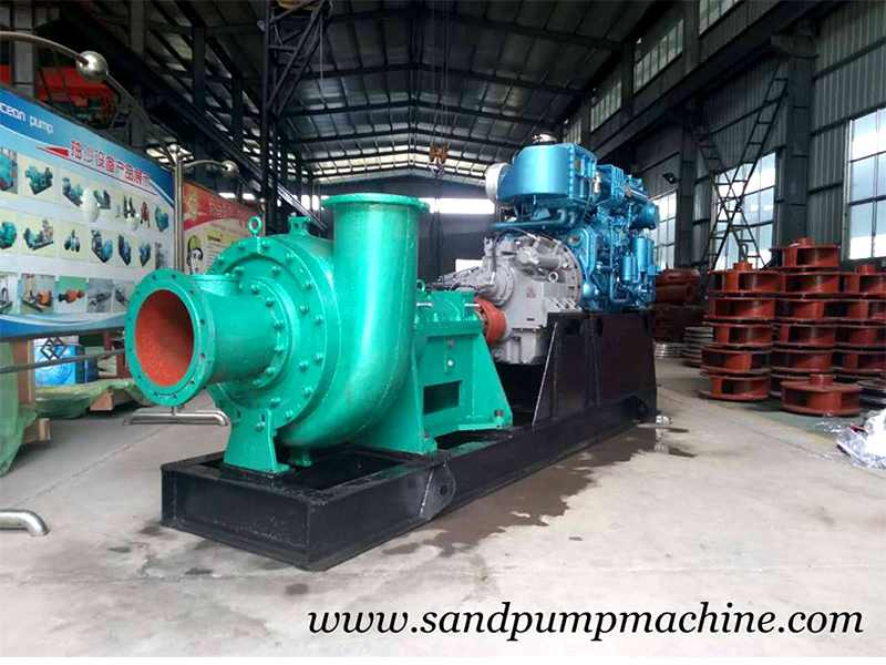Material Differences of Sand Dredging Pump