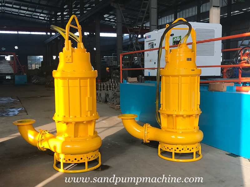 Material Differences of Sand Pump