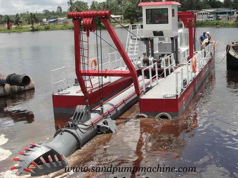 Suction Dredge Pumps - Horizontal Sand Pump, Sand Pumping