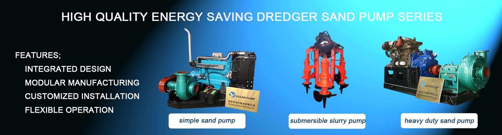 Sand pump, Slurry pump, Gravel pump, Dredging equipment