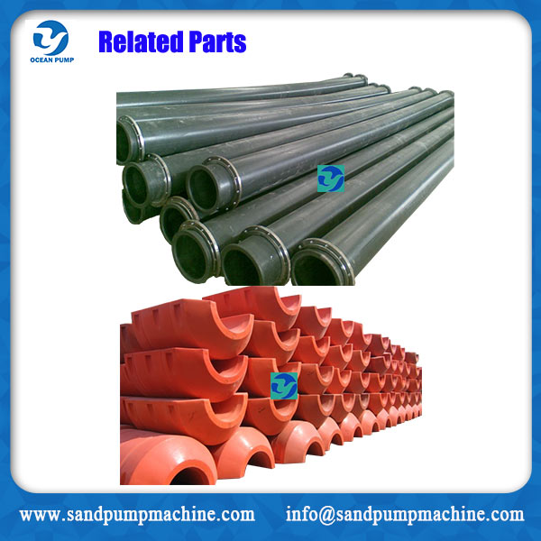Hot sale related sand pump parts
