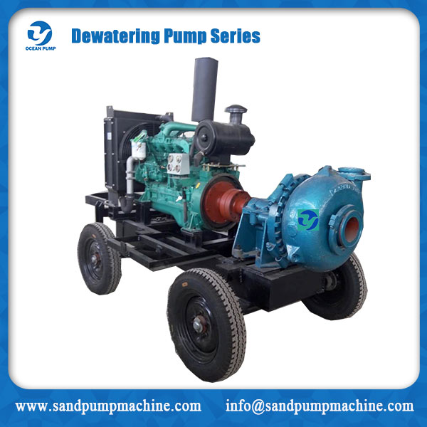 dewatering pump home