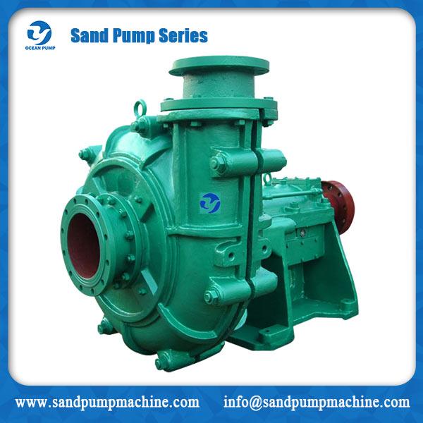 sand pump machine home