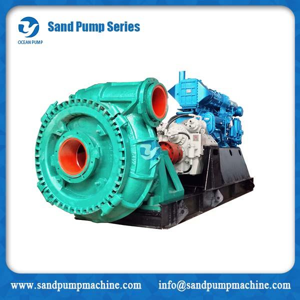 sand pump machine series